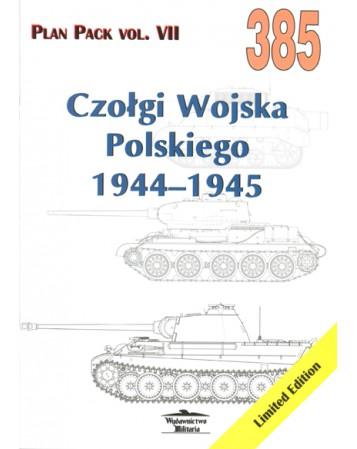 385 Czołgi Wojska Polskiego 1944–1945