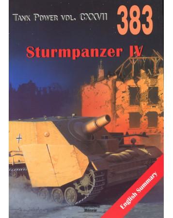 383 Sturmpanzer IV