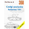 358 Soviet Tanks Barbarossa 1941