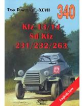 340 Sd Kfz 13/14, 231/232/263 (6-Rad)