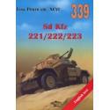 339 Sd Kfz 221/222/223/260/261 (4x4)