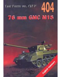 404 76 mm GMC M18