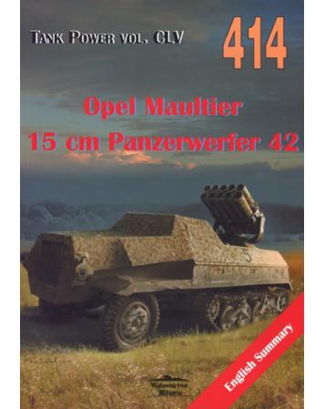 414 Opel Maultier