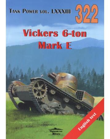 322 Vickers 6-ton Mark E