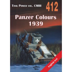 412 Panzer Colours 1939