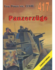 417 Panzerzüge German Armoured Trains
