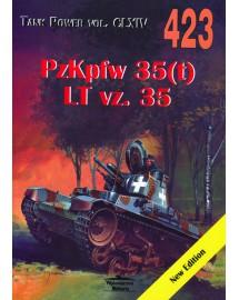 423 PzKpfw 35(t) LT vz. 35