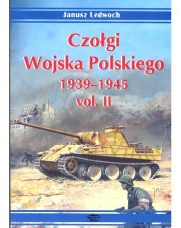 CZOŁGI WP 1939-1945 VOL. 2