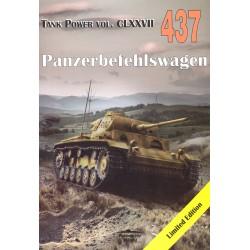 437 PANZERBEFEHLSWAGEN