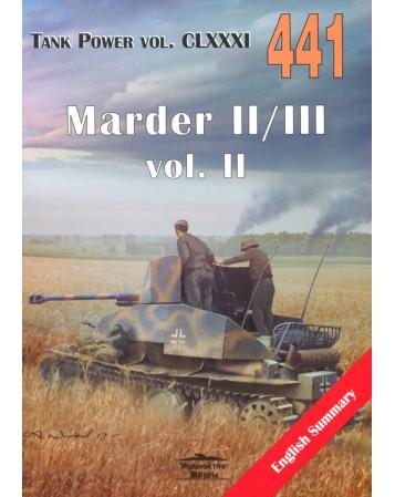 441 MARDER II/III VOL. II