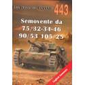 443 SEMOVENTE 75/34-46 90/53 105/25