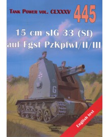 NR 445 15 CM SIG 33 AUF PZKPFW I/II/III