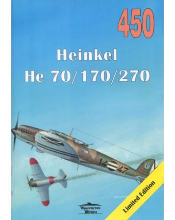 450 HEINKEL HE 70/170/270
