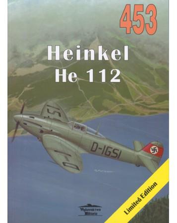 NO. 453 HEINKEL HE 112