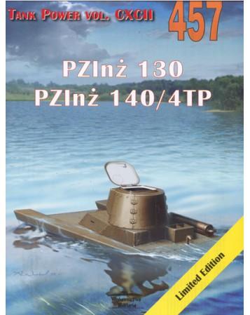 457 PZINŻ 130 PZINŻ 140/4TP