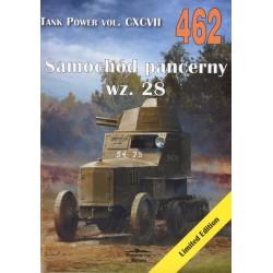 SAMOCHÓD PANCERNY WZ. 28
