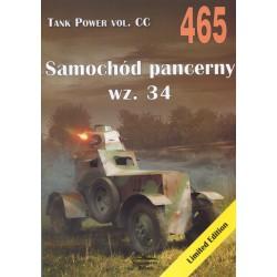 N0 465 ARMORED CAR MODEL 34