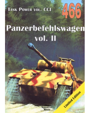 NR 466 PANZERBEFEHLSWAGEN VOL. II