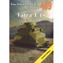 NR 469 TATRA T 18