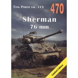 NR 470 SHERMAN 76 MM