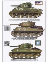 NR 473 SHERMAN 105 MM M4A3E2 JUMBO