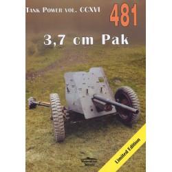 481 3,7 CM PAK