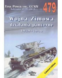 479 Wojna Zimowa działania pancerne 1939-1940