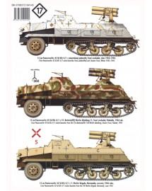414 Opel Maultier 15 cm Panzerwerfer 42