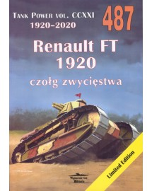 NR 487 Renault FT 1920