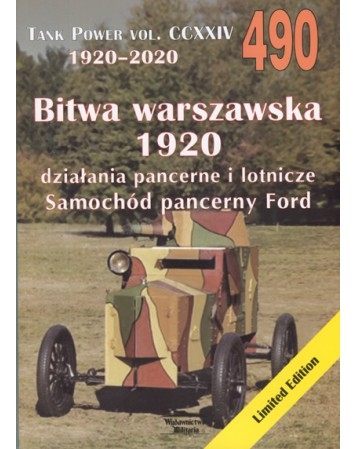 NR 490 BITWA WARSZAWSKA