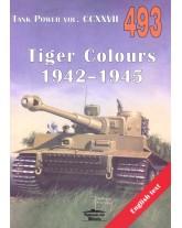 NR 493 TIGER COLOURS
