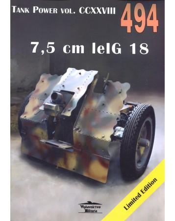 NR 494 7,5 cm leIG 18