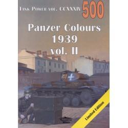 NR 500 PANZER COLOURS 1939 VOL 2