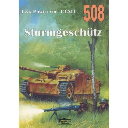 NR 508 STURMGESCHUTZ