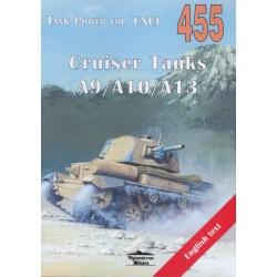 455 CRUISER TANKS A9 A10 A13